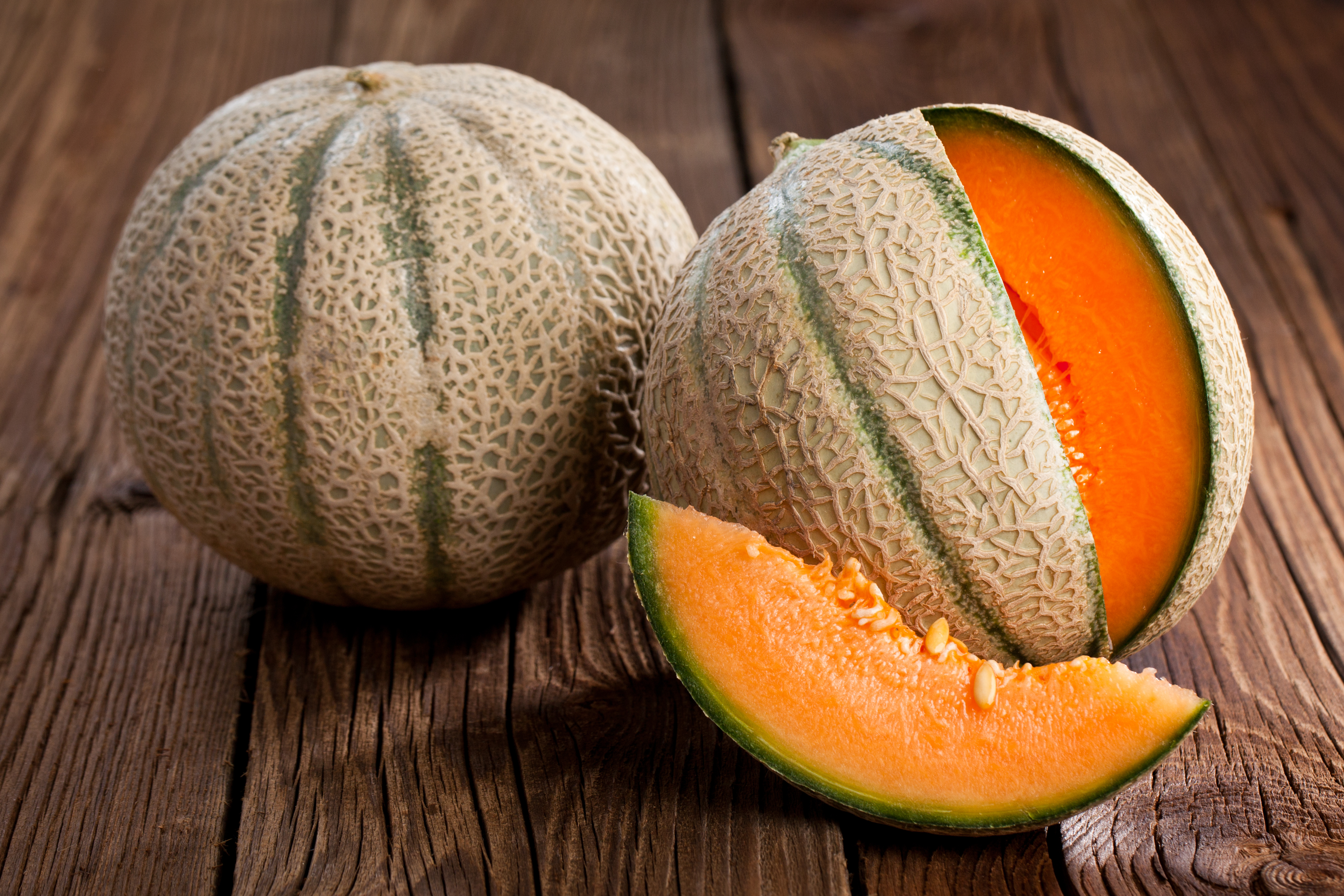 Melon is a berry or fruit 45