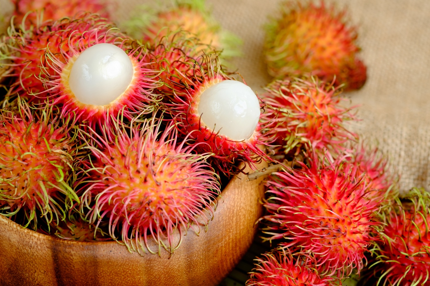 Rambutan: The Red Hairy Fruit – The Indigenous Bartender